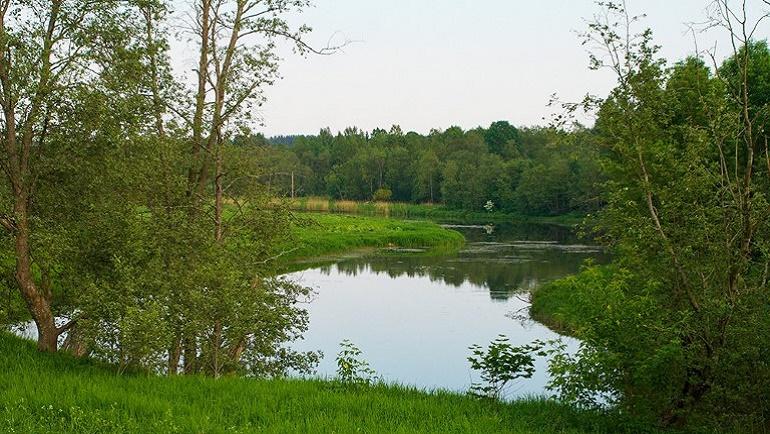 Река Юхоть